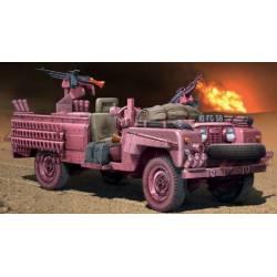 "Land Rover ""Pink Panther""."