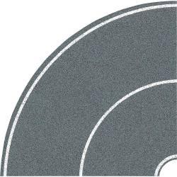 Road sheets, curve 90º (4 Pieces) . FALLER 272459