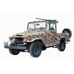 Pick up armado. ITALERI 6352
