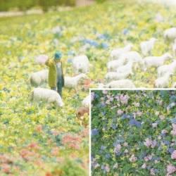 Flower imitation. BUSCH 7359