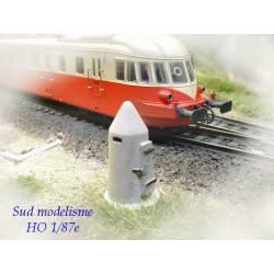 Refugio antibombas para ferroviarios. PN SUD MODELISME 8784