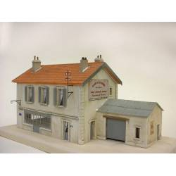 Cafe station. PN SUD MODELISME 8777