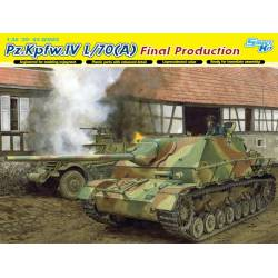 Pz. Kpfw. IV L/70 (A) Final Production.
