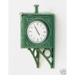 3 Victorian station clocks.