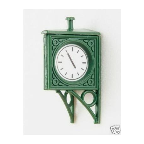 3 Victorian station clocks. AUHAGEN 41203
