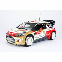 Citröen DS3 WRC 2013.