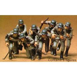 Tropas de asalto alemanas. TAMIYA 35030