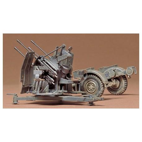 20 mm Flakvierling 38. TAMIYA 35091