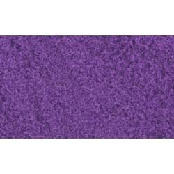 Flores, color púrpura.