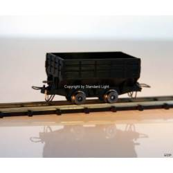 Two-unit coal truck set. MINITRAINS 5106