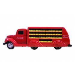 """Camión de reparto """"Coca-Cola"""". MOTORCITY CLASSICS 424132"""