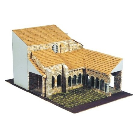 Collegiate Church of Santillana del Mar. DOMUS KITS 40095