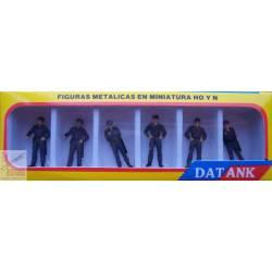 Policia nacional. ANESTE 4223