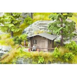 Cabaña forestal. NOCH 14634