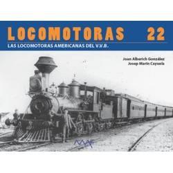 Locomotoras 22 - Locomotoras americanas