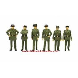 Spanish Civil Guard.