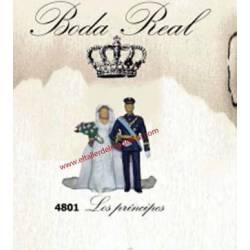 Boda Real: Los príncipes.