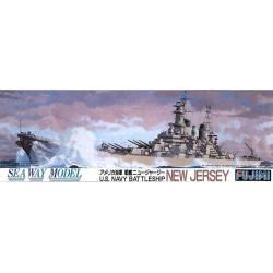 US Navy Battleship New Jersey. FUJIMI 44111