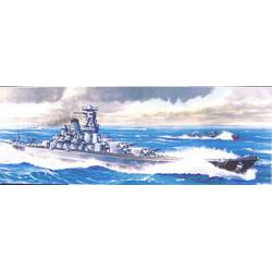 Buque de guerra Musashi. FUJIMI 6