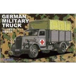 Camión militar alemán. FUJIMI 72M-1