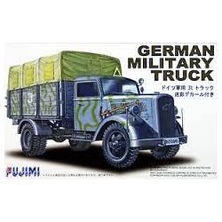Camión militar alemán. FUJIMI 72M-2