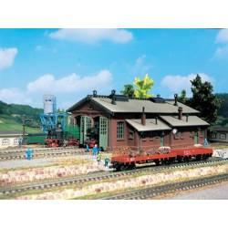 Engine shed. VOLLMER 7608