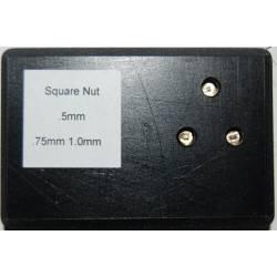The Nutter; Square Nut tip set. SMS011