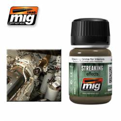 Streaking Effects: Grime for AFV Interiors. 35 ml. AMIG 1200
