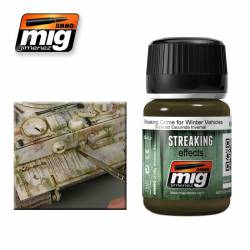 Streaking Effects: Grime for Winter Vehicles. 35 ml.