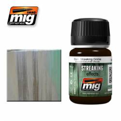 Streaking Effects: Grime for Dark Vehicles. 35 ml. AMIG 1206