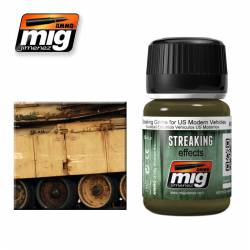 Streaking Effects: Grime for US Modern Vehicles. 35 ml. AMIG 120