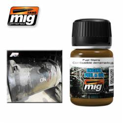 Nature Effect Fuel Stains. 35 ml. AMIG 1409