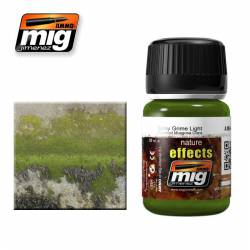 Nature Effects Light Grime Green for Moss. 35 ml. AMIG 1411