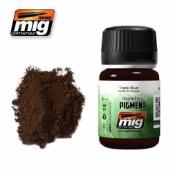 Pigment - Track Rust. 35 ml. AMIG 3008