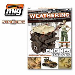 The Weathering Magazine #4: Combustible (Eng). AMIG 4503