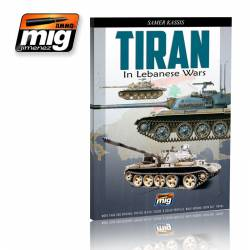 TIRAN in lebanese wars. AMIG 6000