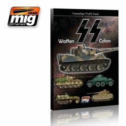 Guia de comuflajes de las Waffen SS. AMIG 6001