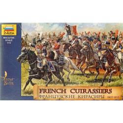 Coraceros franceses, 1807-1815.