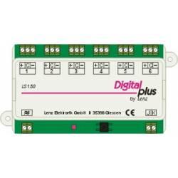 Decoder para seis accesorios LS150. LENZ 11150