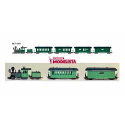 Tren americano de pasajeros, F&C. MINITRAINS 1503