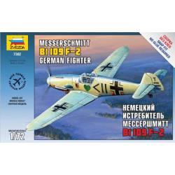 Messerschmitt Bf 109 F-2.