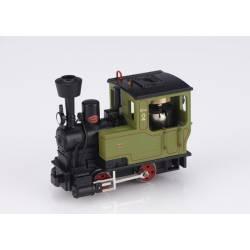 Locomotora de vapor Krauss, No 2.