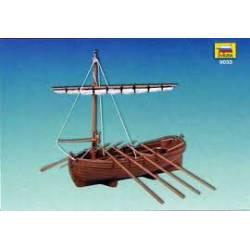 Medieval life boat. ZVEZDA 9033