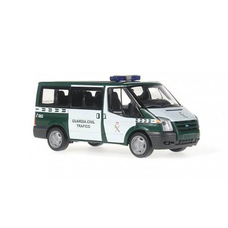 Ford Transit de la Guardia Civil de Tráfico. RIETZE 51510