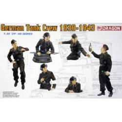 Tripulación alemana.