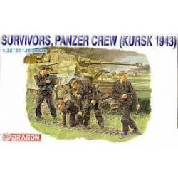 Tripulación alemana, supervivientes.