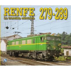 RENFE 279-289. La tracción eléctrica