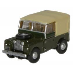 Land rover 88 militar.