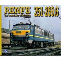 RENFE 251-269.6. La tracción eléctrica