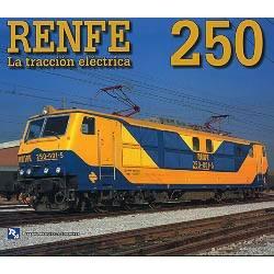 RENFE 250. La tracción eléctrica